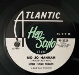 "45 Re ✦LITTLE ESTHER PHILLIPS / LAVERN BAKER✦""Mo Jo Hannah/You'd Better Find..""♫"